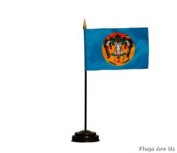 Crow Tribe  (Montana) (USA)